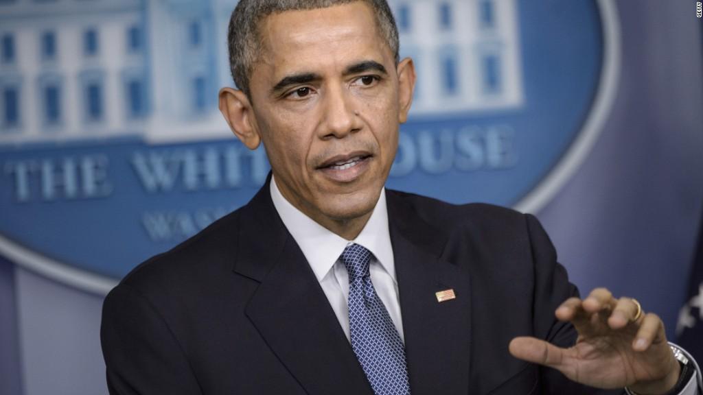Obama: Sony made a 'mistake'