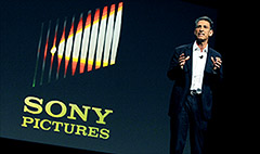 Sony exec fires back at President Obama