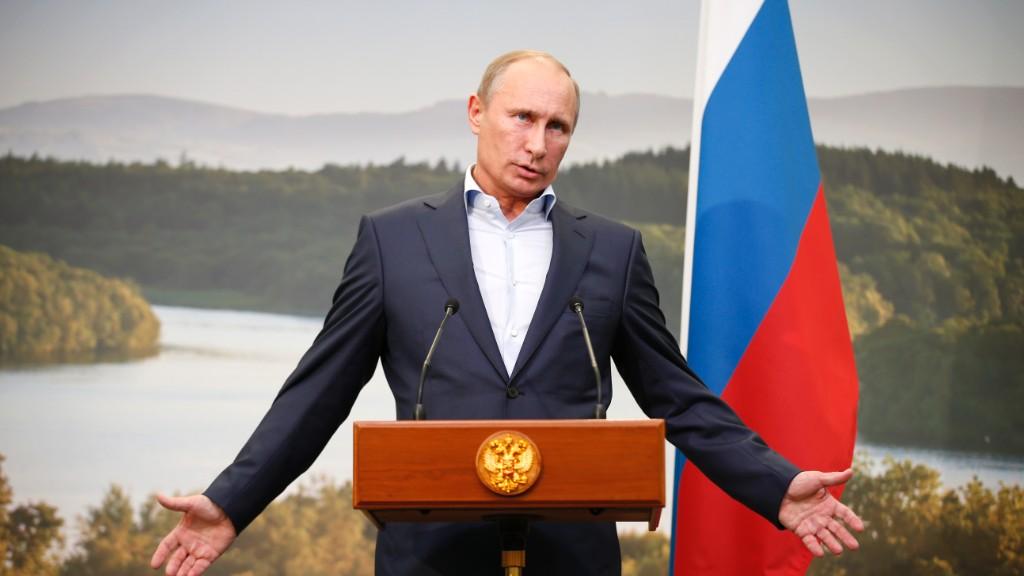 Russian billionaire: 'Putin needs a second chance'