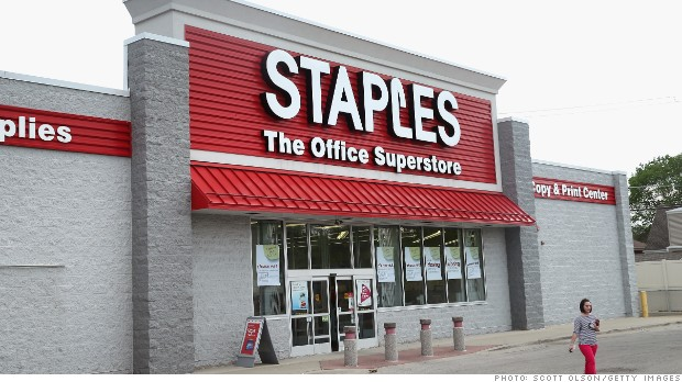 Staples hack exposes 1.2 million credit cards