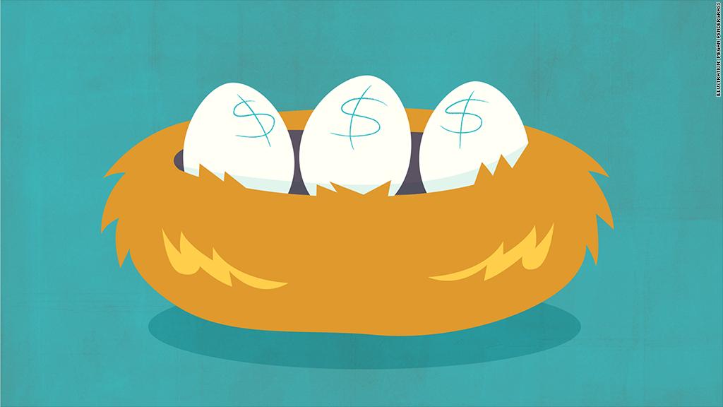 retire nest egg