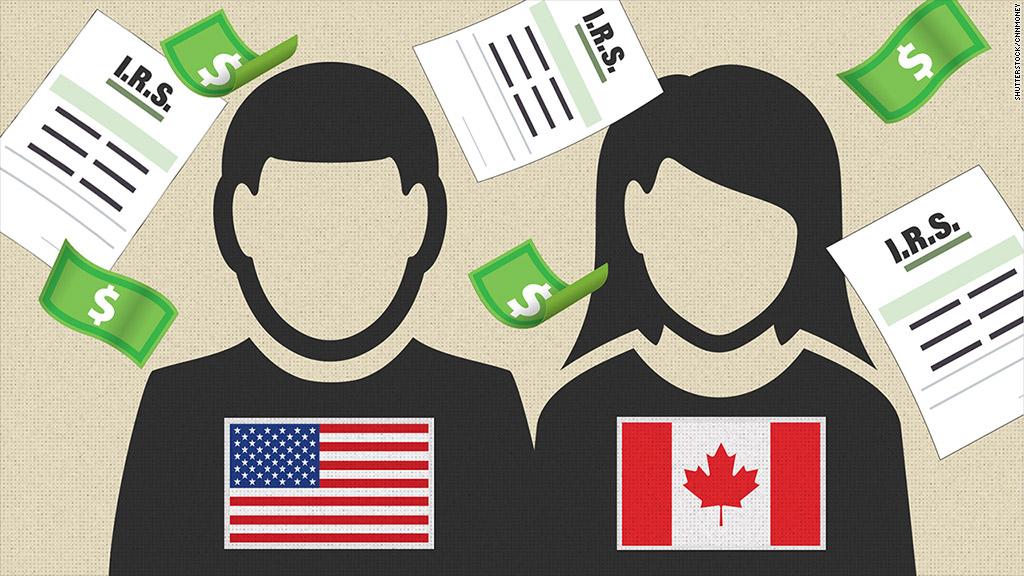 dual citizen couples taxes