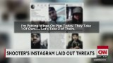 NYPD shooter's Instagram laid out threats