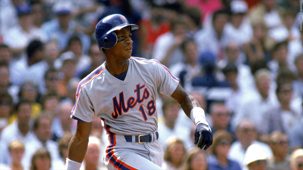 mets darryl strawberry