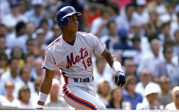 IRS to auction remainder of Darryl Strawberry's Mets salary