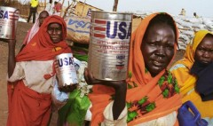 Foreign aid doesn't help: Cut it