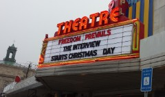 Full list of 'Interview' theaters