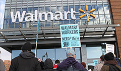 New year, new wages for Walmart workers