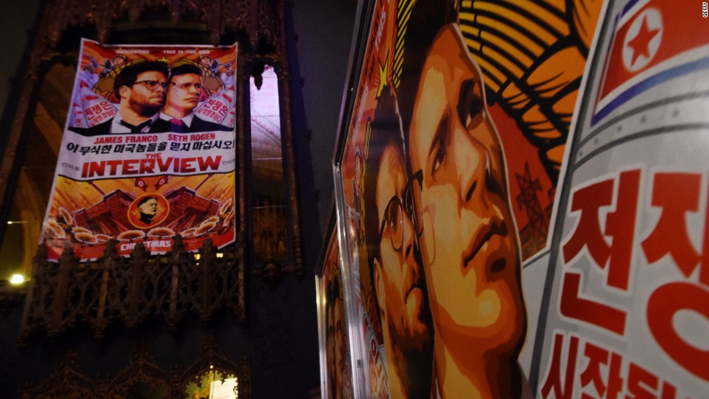 'The Interview' can be watched online