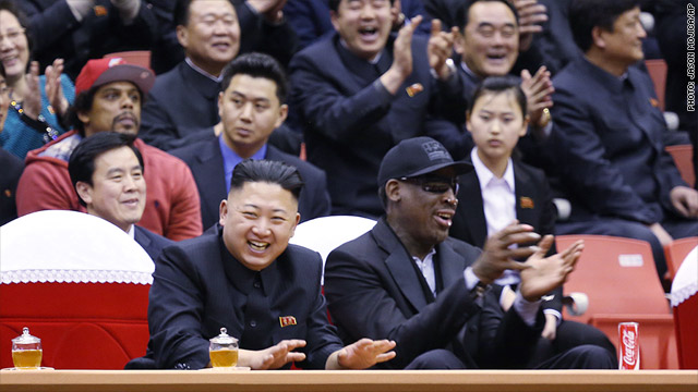 Dennis Rodman, sobre 'The Interview': Mejor vean mi documental sobre Corea del Norte