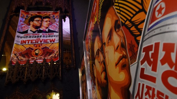 It's safe to watch 'The Interview' online