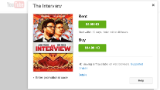 'The Interview': $15 million, 2 million streams