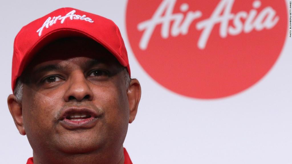 airasia Tony Fernandes