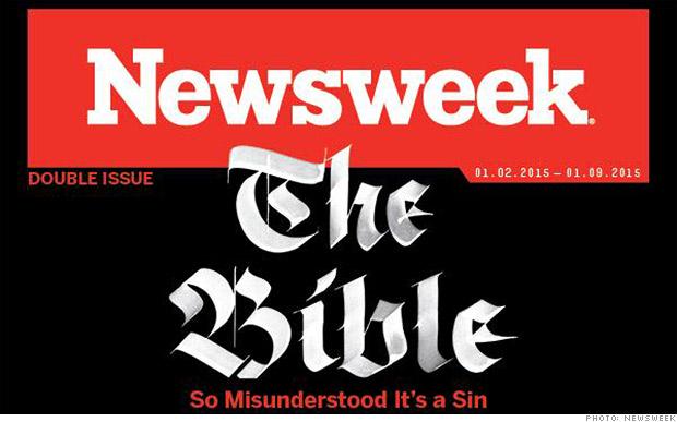 newsweek christian themed