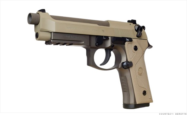 Beretta Wants To Be U S Army S New Gun Again Dec 29