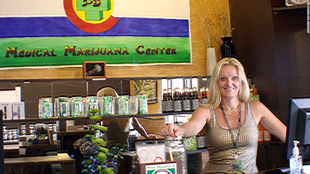 3d cannabis center store