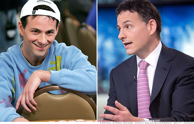 Billionaire David Einhorn: Investing is harder than poker