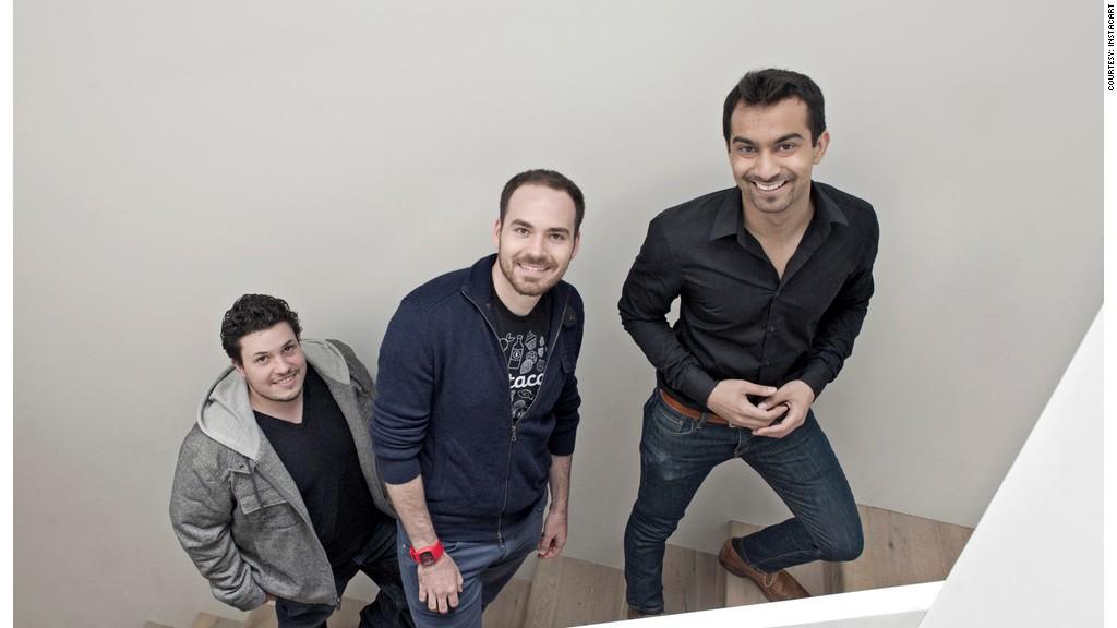 instacart founders