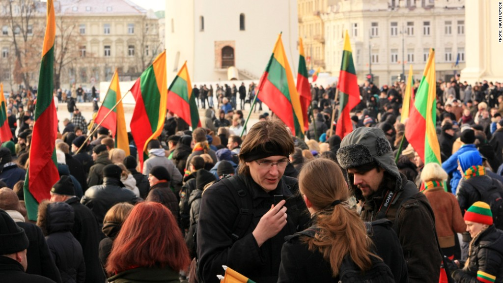 Image result for lithuania people