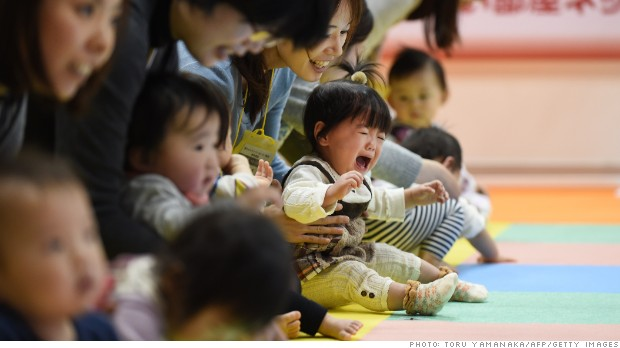 Baby Shortage Imperils Japan S Economy Jan 2 2015