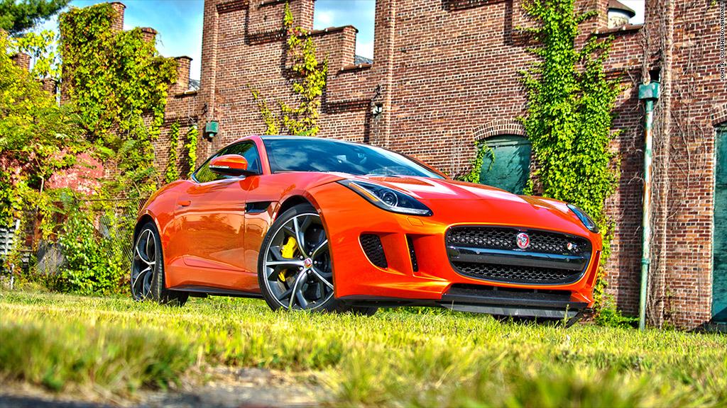 2014 jaguar ftype coupe