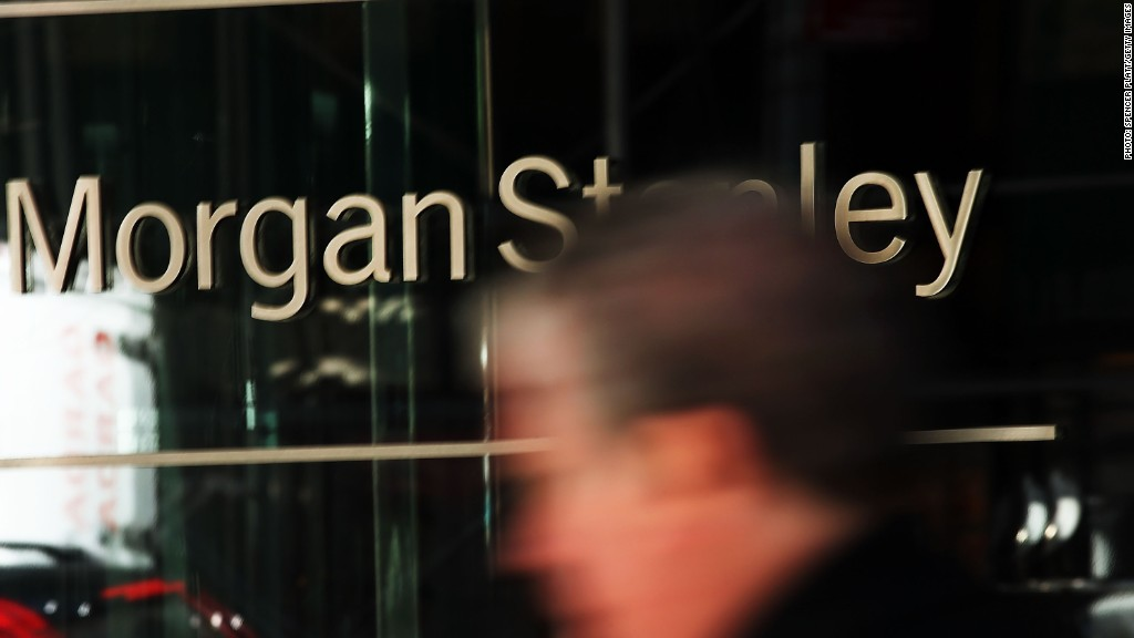 morgan stanley data breach