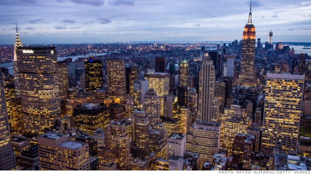NYC home prices hit new record of $1.7 million - Jan. 6, 2015