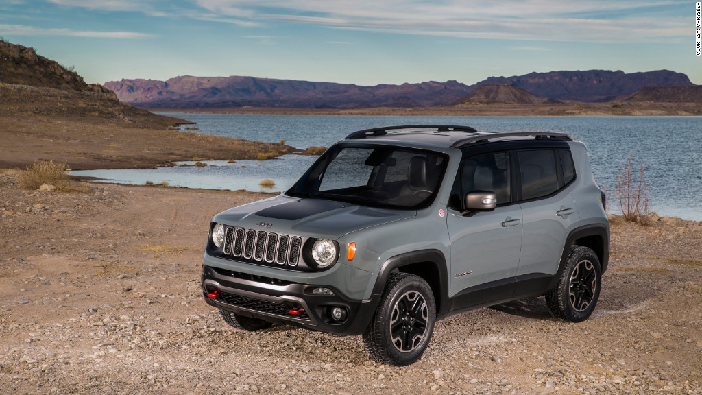 SUVs are kings of the road once again  Jan 6 2015