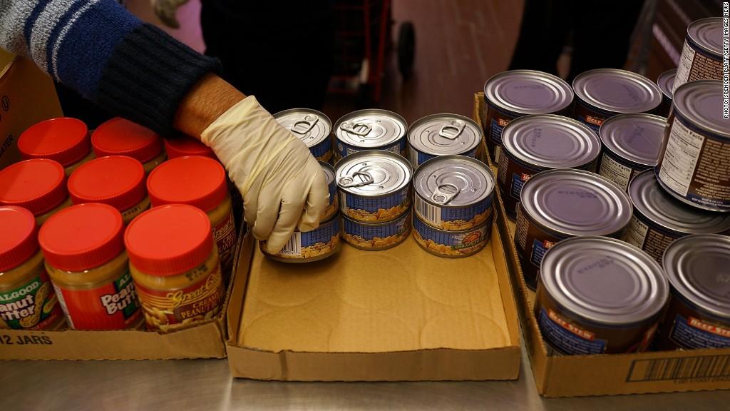 Budget Food Stamps Cnn
