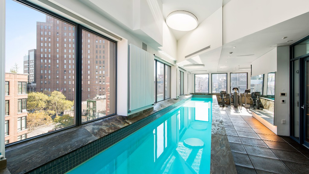 2 north moore street priciest new york city homes on for Luxury apartments manhattan for sale