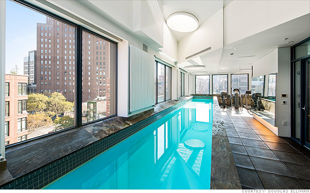 2 north moore street priciest new york city homes on for Manhattan house apartments for sale