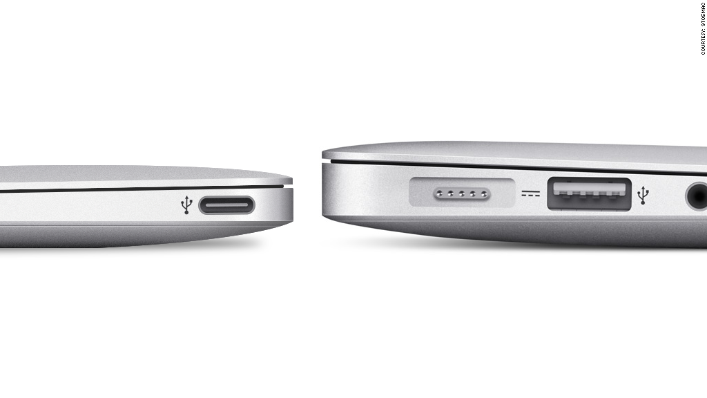 macbook air usb