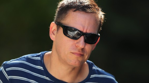 Peter Thiel: Financing lawsuits against Gawker is about 'deterrence'