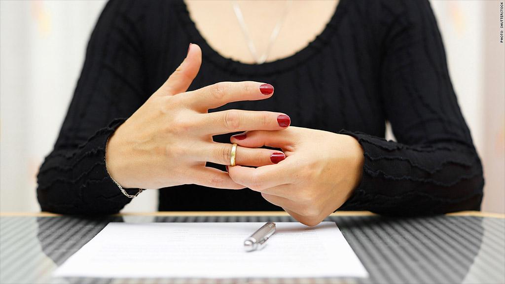 marriage divorce rate census