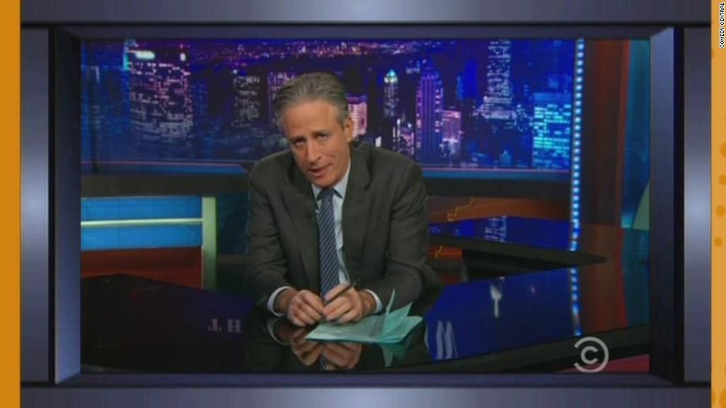 Jon Stewart, Conan react to Charlie Hebdo attack