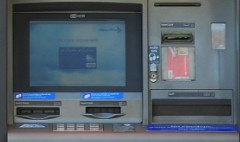 New ATM screens kill germs