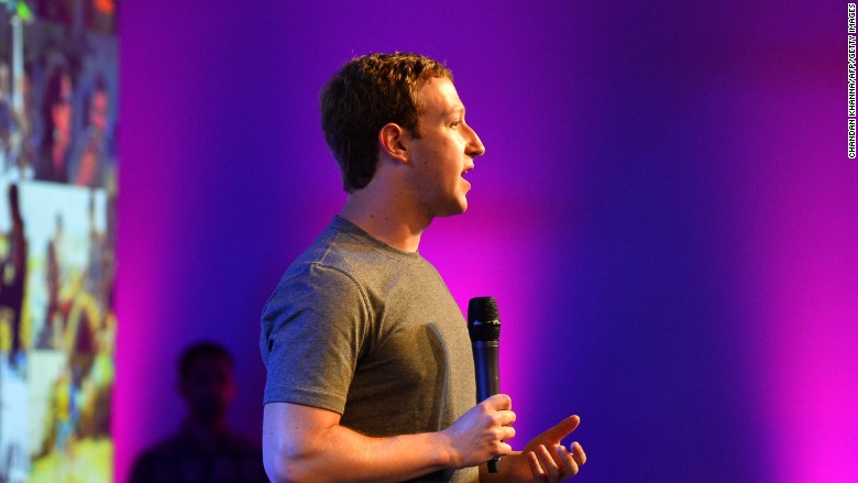Facebook's Zuckerberg condemns hate groups
