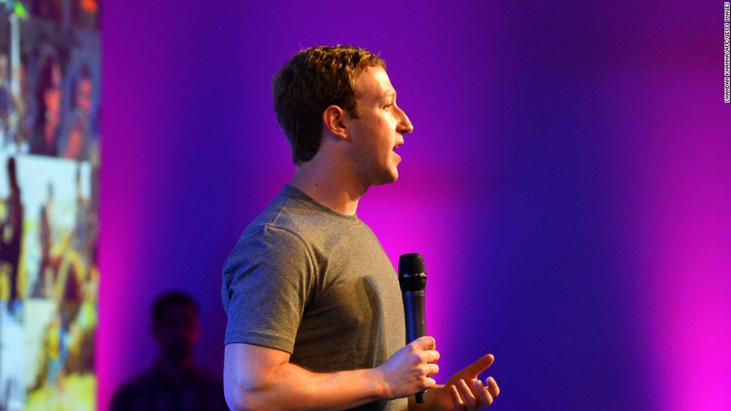 Facebook's Mark Zuckerberg calls for online voting, universal basic income