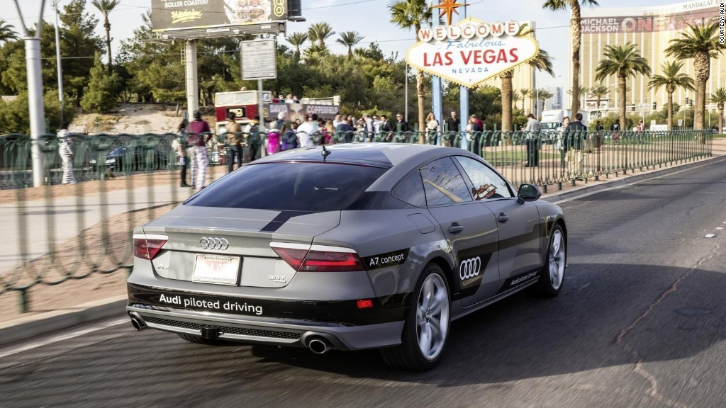 Meet the cars of the future - Jan. 11, 2015