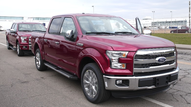 Ford Is Recalling 13 Million F Series Pickup Trucks The Best Selling Vehicle In America For A Door Latch Problem That Could Allow To Open While