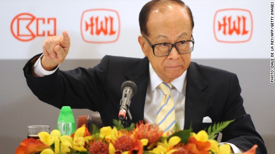 Hong Kong's 'Superman' tycoon Li Ka-shing to retire at 89