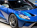 Ford unveils 600-horsepower GT supercar