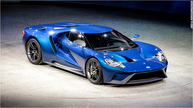 more 450k ford gt supercars are on the way aug 19 2016 - Ford Gt 2016 Engine