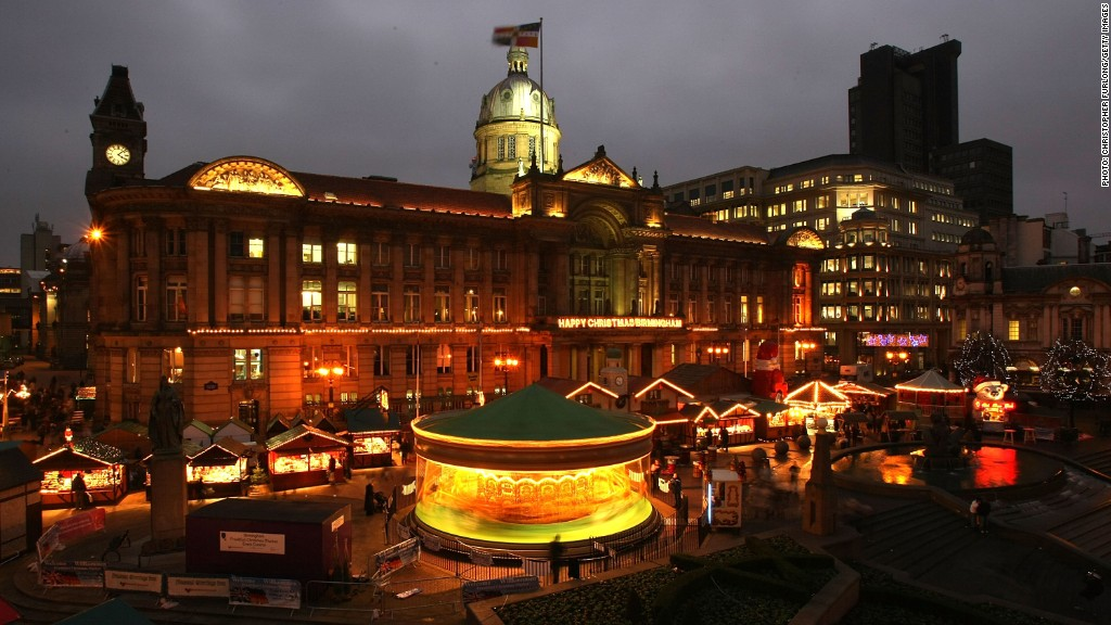 Birmingham town