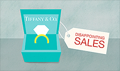 Tiffany & Co. slammed by weak sales