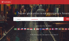 Indian startup pays $50 million to compete with Yelp