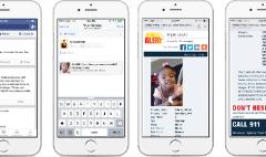 Facebook to send Amber Alerts