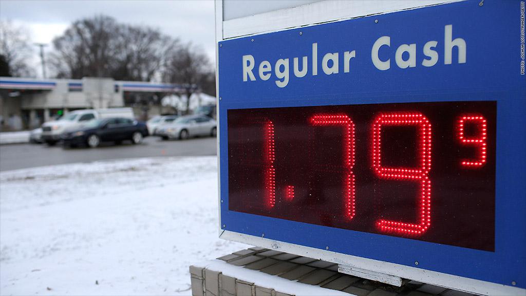 gas prices under 2