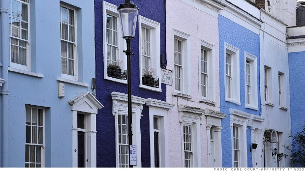 London's homes are worth as much as Brazil's economy