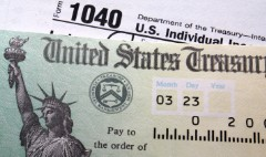 Average tax refund is $3,120 so far